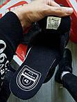 Чоловічі кросівки Nike Air Monarch IV Total Black (чорні) 506TP, фото 2