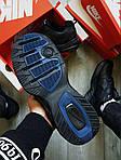 Чоловічі кросівки Nike Air Monarch IV Total Black (чорні) 506TP, фото 6