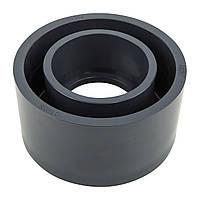 Редукционное кольцо ПВХ ERA 75х63 мм, фото 1
