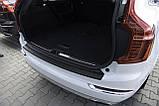 Volvo XC90 2015+ пластиковая накладка на задний бампер, фото 2