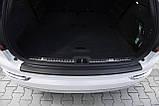 Volvo XC90 2015+ пластиковая накладка на задний бампер, фото 4