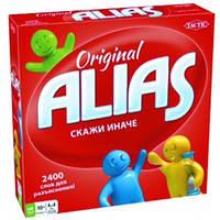 Настольная игра Alias Алиас скажи иначе