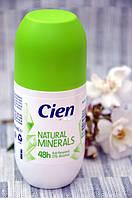 Cien Deo Roll Natual Minerals роликовый дезодорант , фото 1