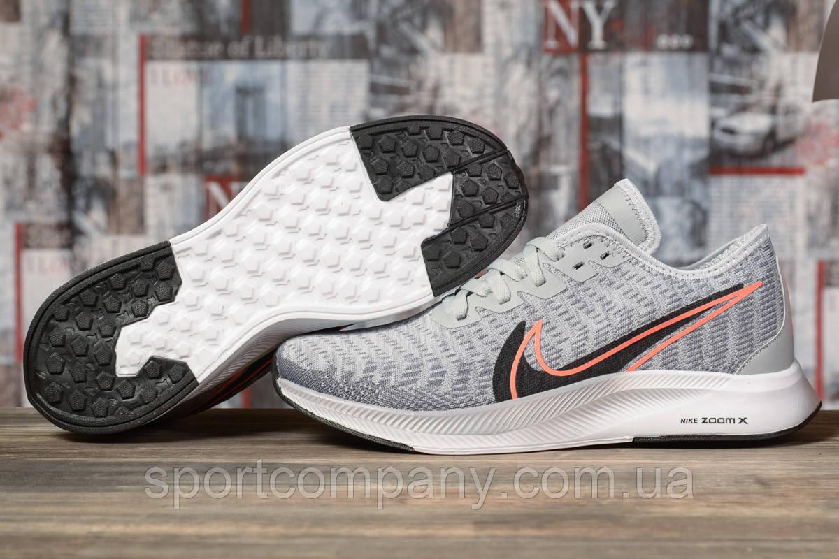Кроссовки мужские 16972, Nike Pegasus Turbo 2, серые, [ 44 45 ] р. 44-28,3см.