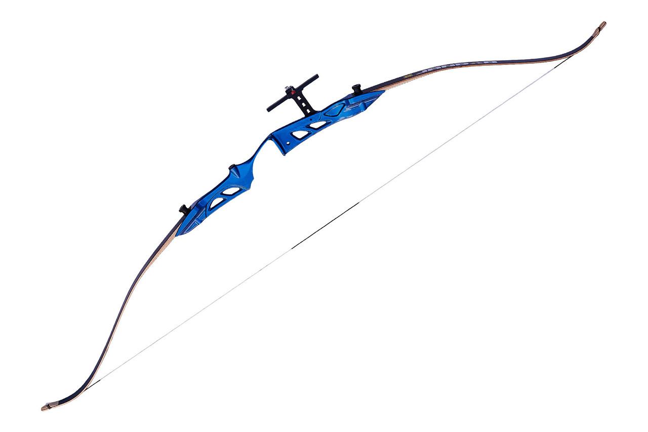 Лук классический олимпийский 66/34 blue-q  JANDAO