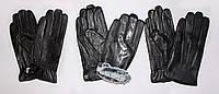 Перчатки мужские кожаные  № Б17