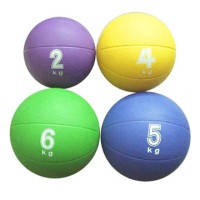 Медицинский мяч (медбол) Вес 3кг, d-17см. Материал: плотная резина,песок