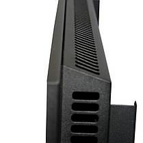 Керамічний обігрівач AFRICA з терморегулятором T1300, графіт, 36 м2, 1300 Вт, фото 2