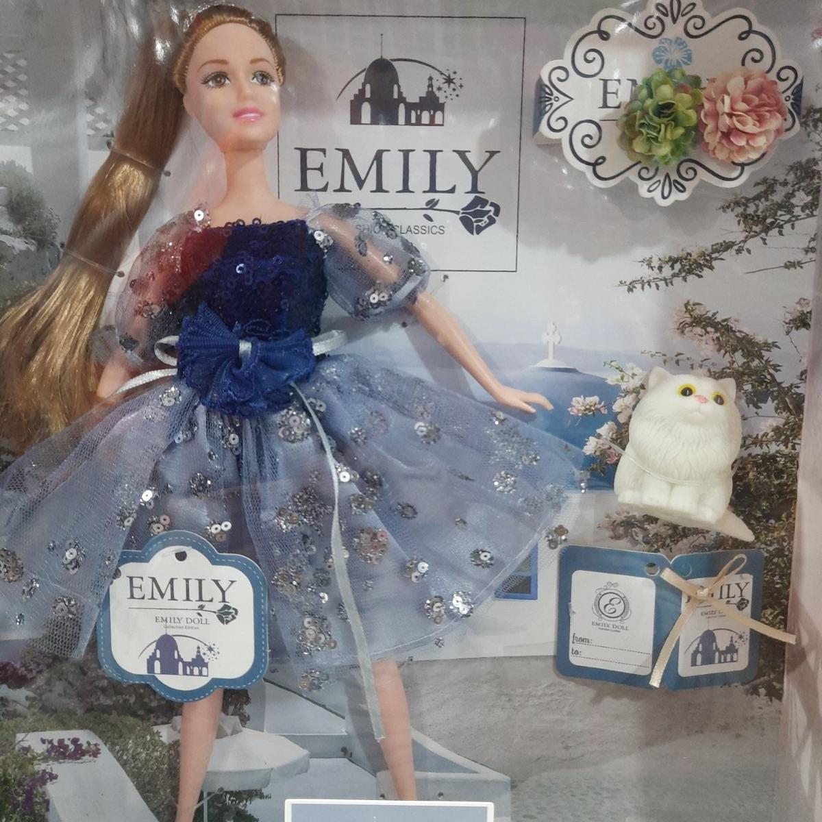 Кукла Emily