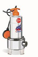 MCm 10/50-I двоканальний погружной насос для стоків з відходами