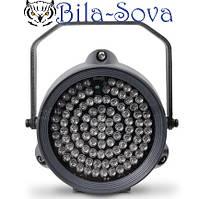 ИК прожектор IR-8600, всепогодный, 96 светодиодов, дальность 120 м., угол 45°