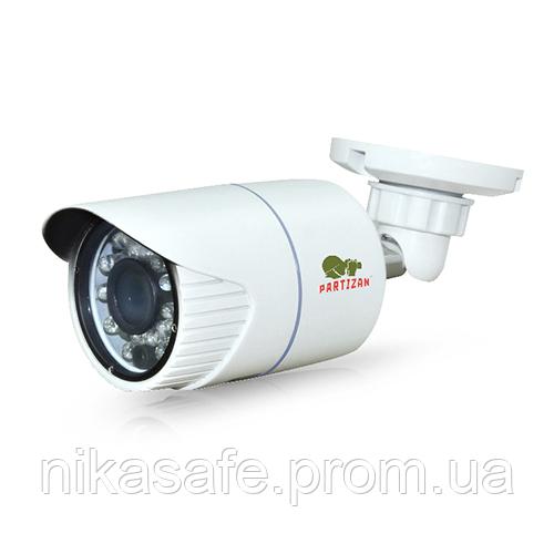 5Mp Partizan IPO-5SP POE v1.0  видеокамера IP