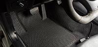 Автомобильные коврики EVA в салон для Audi A4 2 B6. Ауди А4 2