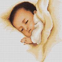"""Набор для вышивания крестом """"Luca-s"""" B384 Сладкий сон"""