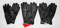 Перчатки мужские кожаные № Б14