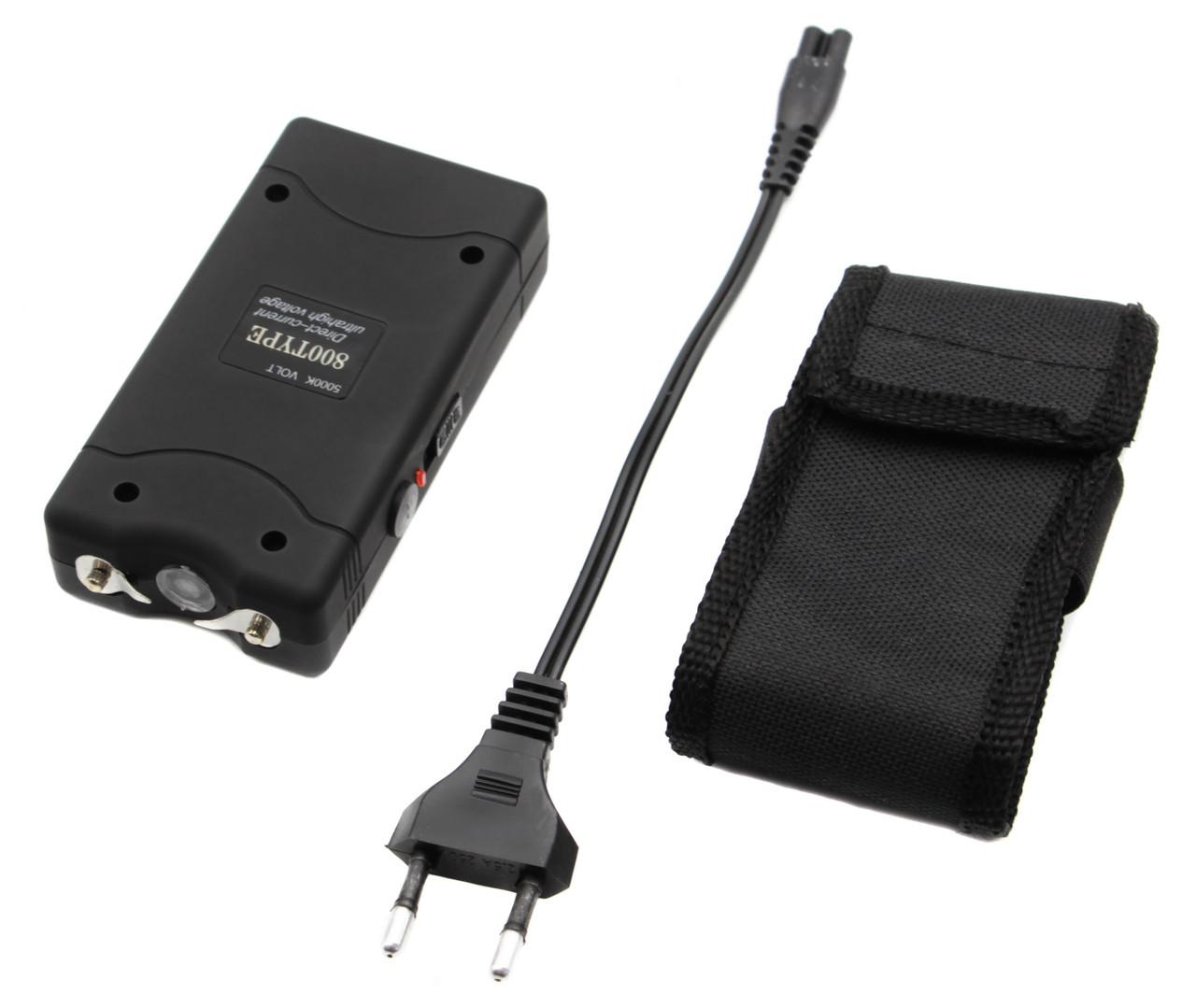 Отпугиватель-фонарь WS-800C /1LED/ Rechargable