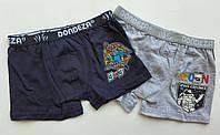 Дитячі труси боксерки для хлопчиків 6-7 років