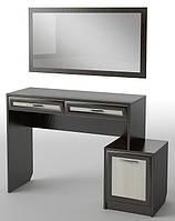 "Будуарный столик ""Даниель"" размеры стола ― 1190х400х750 мм."