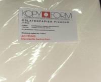 Вафельная бумага KopyForm 0,7 мм
