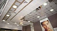 Потолки в салон красоты