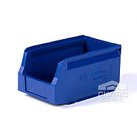 Пластиковый складской лоток 250х150х130 мм