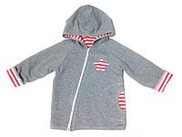 Детская куртка с капюшоном