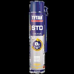 Монтажная пена для изоляции и герметизации Tytan Professional O2 STD, 500 мл