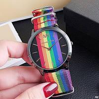 Наручний годинник Michael Kors 2140 Black-Gold, фото 1