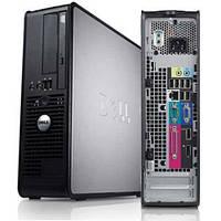 Надежный полностью работоспособный системный блок Dell  бу
