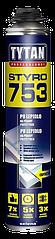 Полиуретановая пена клей Tytan Professional Styro 753