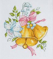 """Набор для вышивания крестом """"Luca-s"""" B128 Колокольчики"""