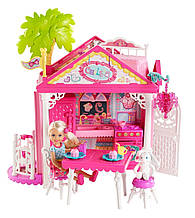 Кукольный домик для Барби Челси - Barbie Chelsea Doll and Clubhouse