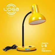 Лампа настольная подсолнух ТМ LOGA light