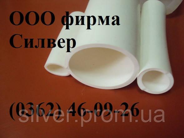 Трубка  резиновая пищевая