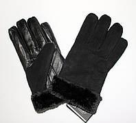 Перчатки мужские кожаные № Б23