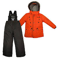 Куртка, полукомбинезон Gusti X-Trem 4789XWB Оранжевый Размеры на рост 92, 98, 104, 110, 116, 122 см