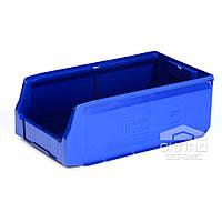 Пластиковый складской лоток (12.414) 400х225х150 мм