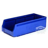 Пластиковый складской лоток (12.405) 500х225х150 мм