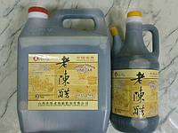"""Уксус рисовый черный """"Шуй Та""""  800мл.    Китай"""