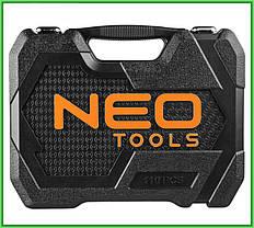 Набор инструментов NEO Tools, 110 элементов, фото 3