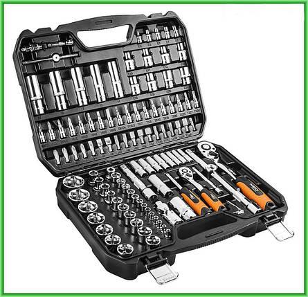 Набор инструментов NEO Tools, 110 элементов, фото 2