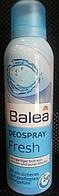 Дезодорант (спрей) Anti-Transpirant Balea Deospray Fresh