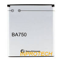 Аккумулятор Sony Ericsson (BA-750) 1500 mAh Original