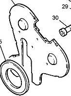 Крышка ремня привода ГРМ L781LF22 Perkins, Перкинс, Перкінс, Запчасти Перкинс, Запчасти Perkins, ремонт Перкинс, двигатели Perkins