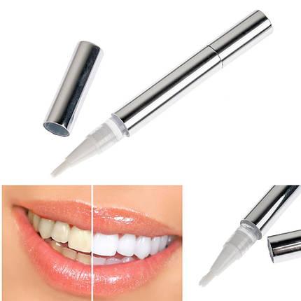 Карандаш для отбеливания зубов teeth whitening pen, фото 2