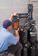 Сервисное обслуживание систем водоочистки