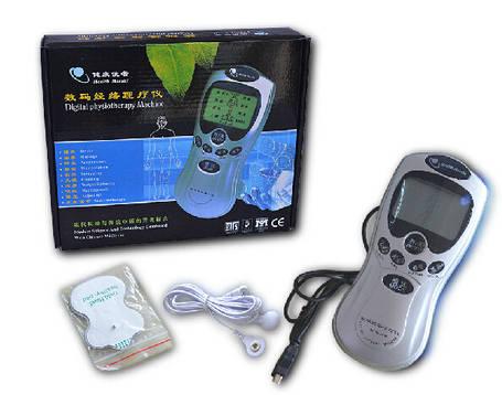 Массажер миостимулятор Digital Therapy Machine Health Herald, фото 2