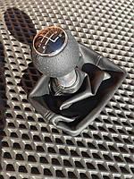 Audi A4 2007-2015 Ручка -2021 чехол КПП (кожзам) 6 передач