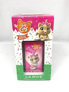 Парфумована вода для дітей La Rive CATS PILOU 50 мл (5901832069379)