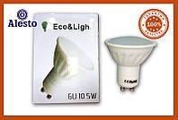 Лампа светодиодная Alesto – GU10 5W Европа 220V 3000К
